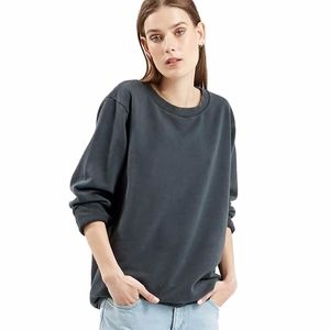 Topshop Washed Sweatshirt Size 8